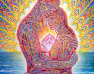 Sacred Union Alex Grey